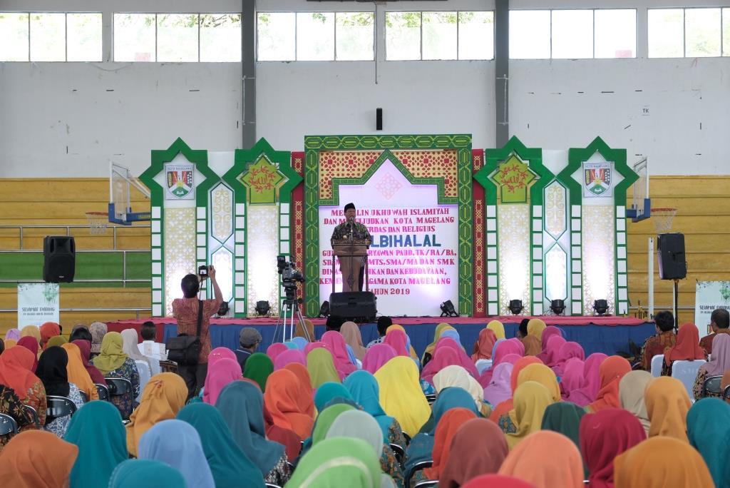 Gaji Guru Honorer Kota Magelang Sesuai UMR