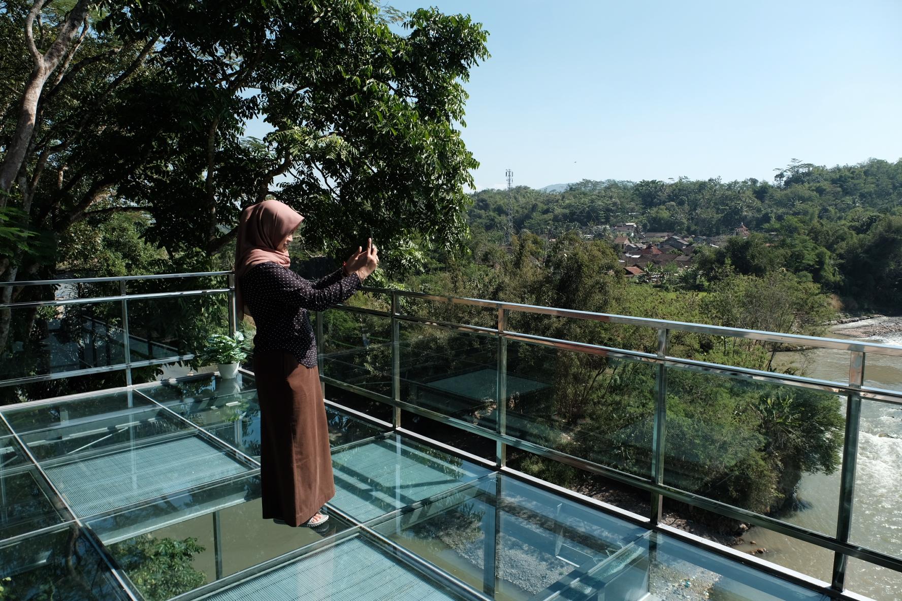 Taman Kyai Langgeng Buka Wahana Baru