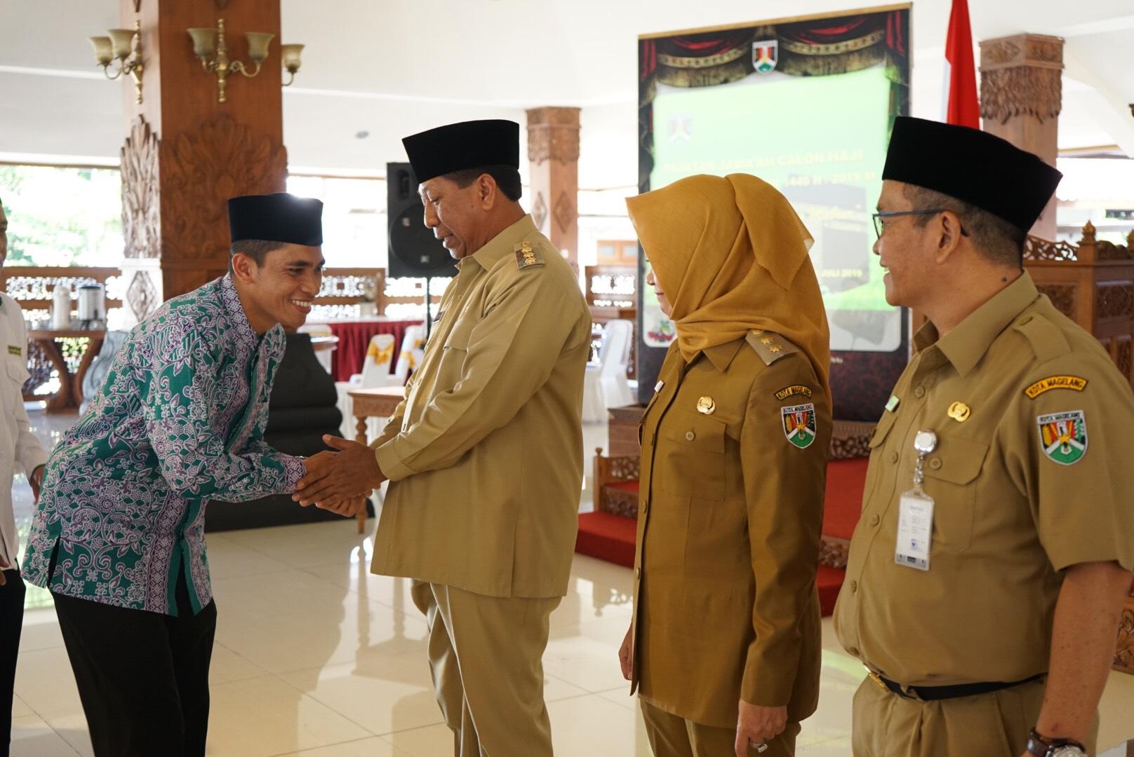 Jamaah Calon Haji Kota Magelang 2019 Capai 143 Orang