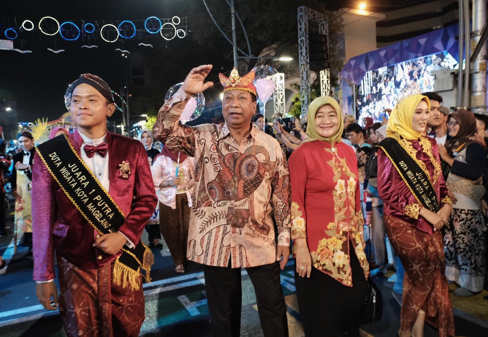 Kota Magelang Unjuk Gigi di ISNC 2019