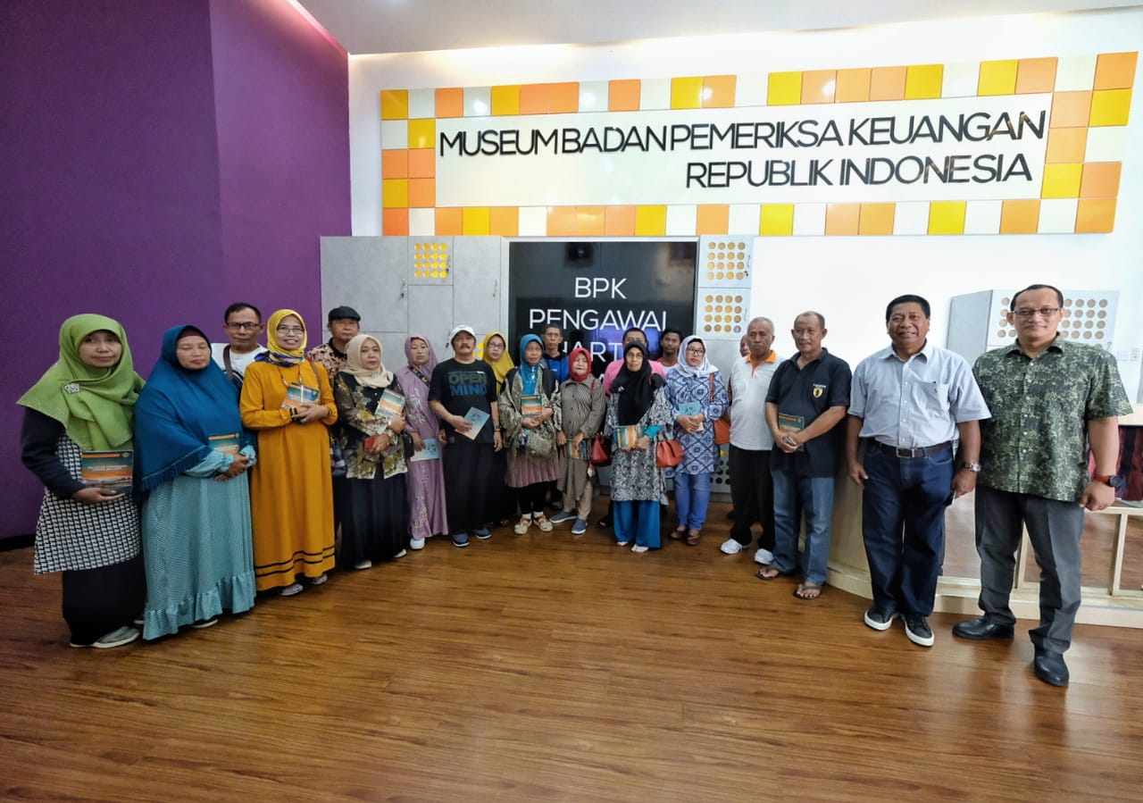 Promosi, Wali Kota Sigit Ajak Teman-teman SMPnya Keliling Kota Magelang
