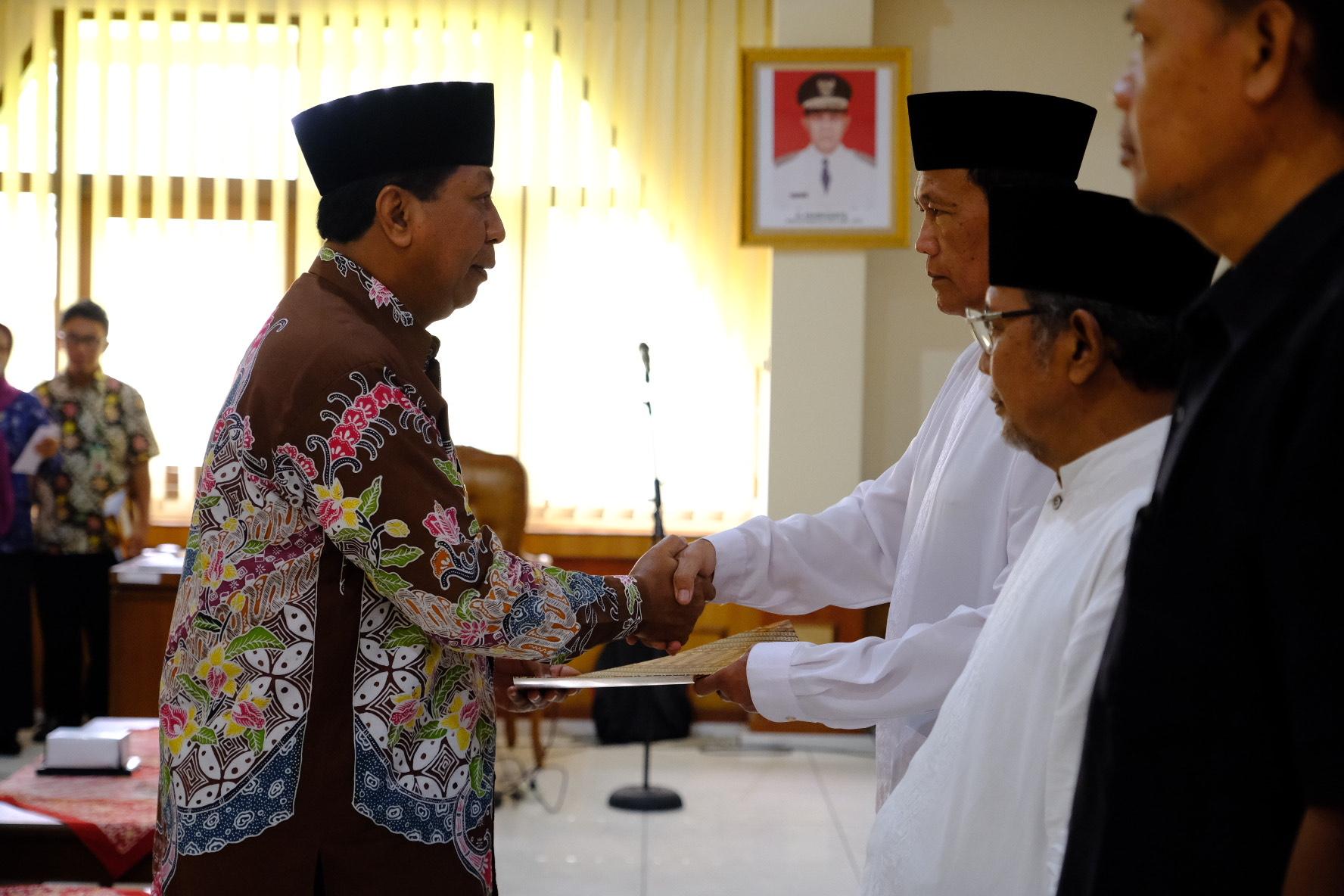 Wali Kota Magelang Ingin Bangun Masjid Raya