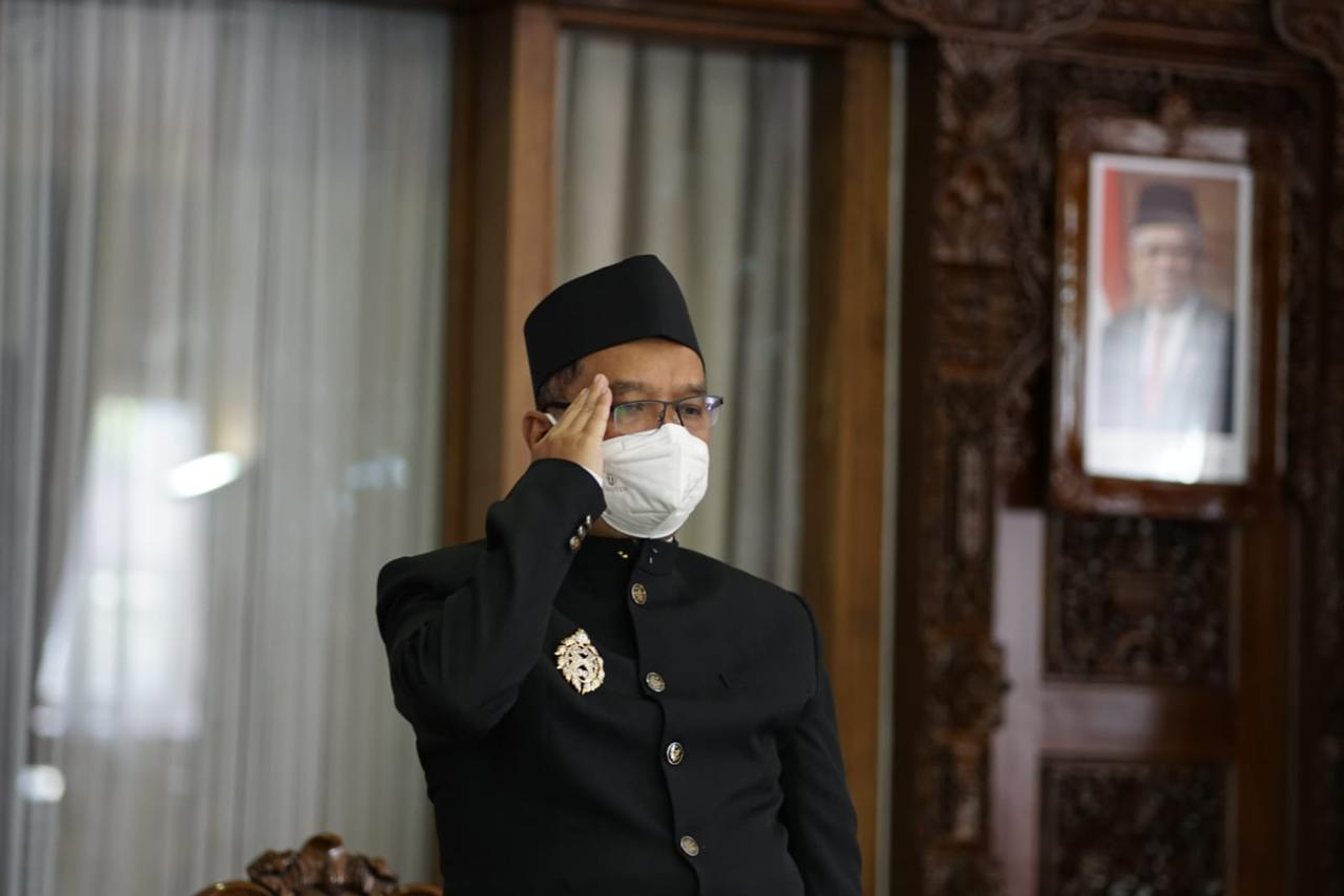 HUT ke-76 RI, Wali Kota Magelang Berpesan Agar Masyarakat Tak Putus Asa